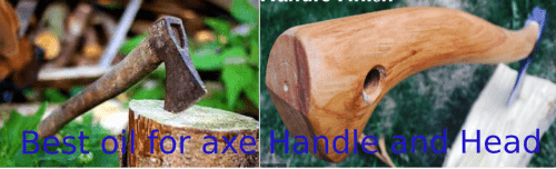 best oil for axe handle