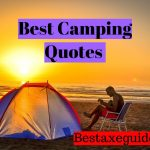 65 Best Inspirational Funny and Cute Camping Quotes [2021]